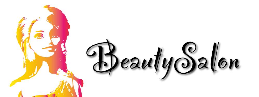 無料看板素材 BeautySalon2