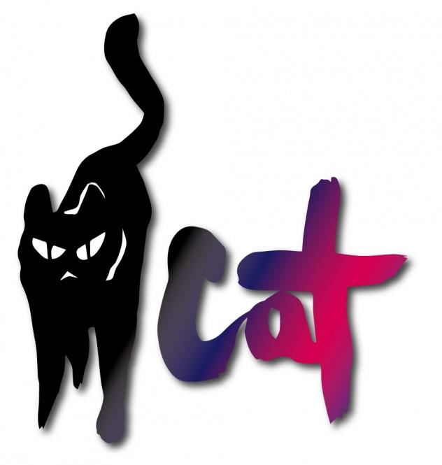 無料看板素材 Cat160619