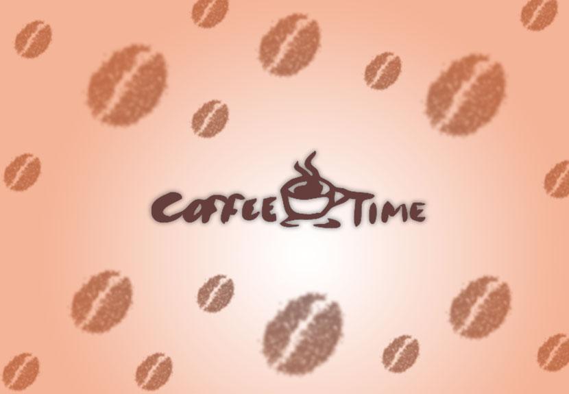 #無料看板素材 #CoffeeTime