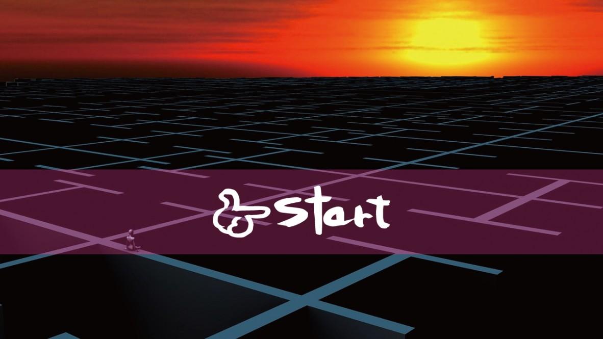#無料看板素材 #指矢Start #筆アート