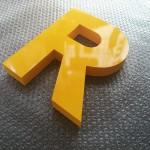 手切りカルプ文字の例