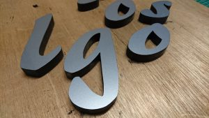 カルプ文字看板設置事例